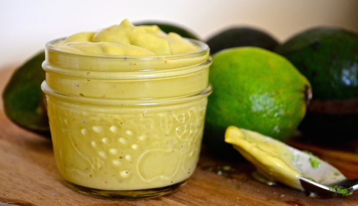 Creamy, rich and smooth Avocado & Lime Dressing. Made in a blender or food processor in minutes! Versatile and delicious.
