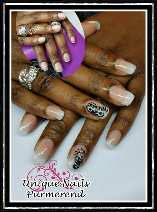 #nagels #kunstnagels #acryl #acrylnagels #gelnagels #purmerend #gellak #UniqueNailsPurmerend #french #manucire #nailartclub #amsterdam #ilpendam #edam #volendam #new #love it #nails #gellak on natural nails #themo #nailart #nails
