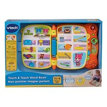Vtech - Touch & Teach Word Book - French Edition