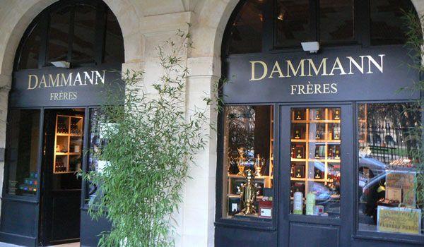Damman Freres , Place des Vosges, Paris