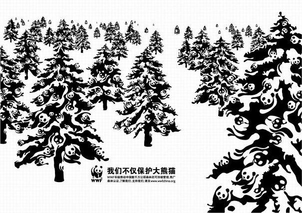 Salvar pandas, no sólo es nuestra misión::..*•#~~$??*
