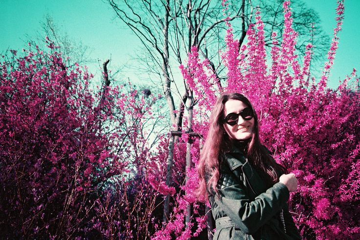 The new batch of LomoChrome Purple has increased film sensitivity to red hues, improved exposure at the recommended setting of ISO 400, and significantly reduced grain.  Photo by Michal Džujka