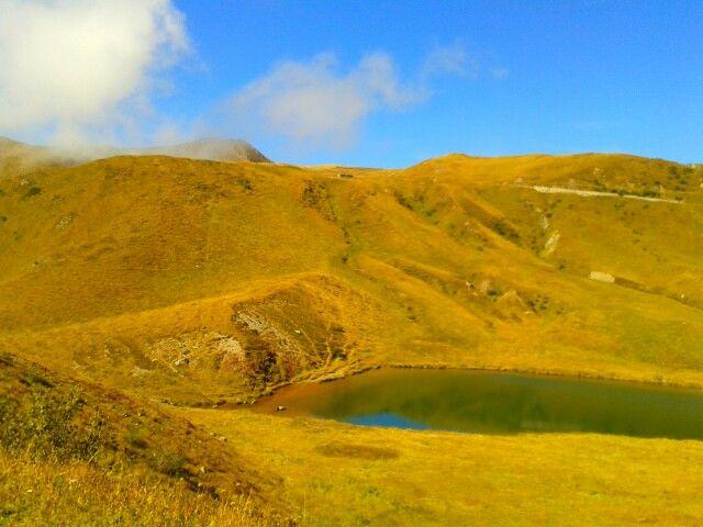 Lago Dimon.. Ligosullo!