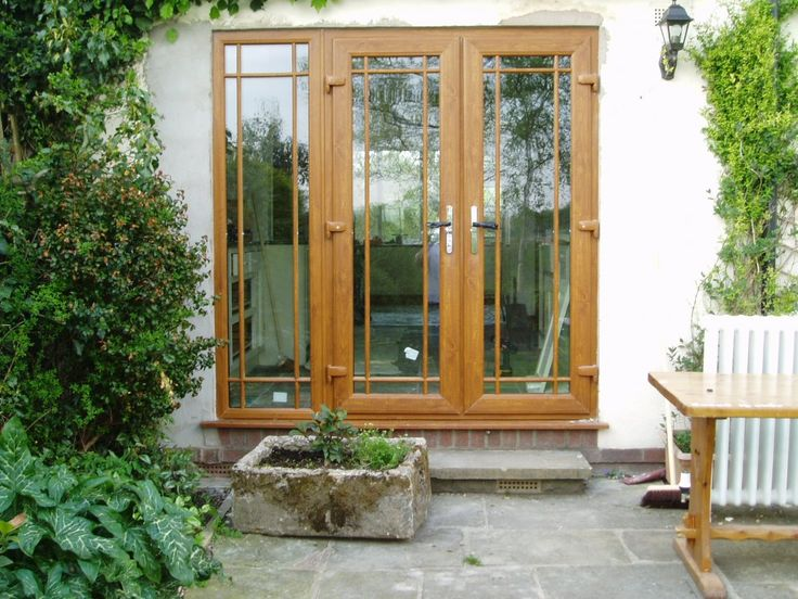 French Doors - Perennial Windows