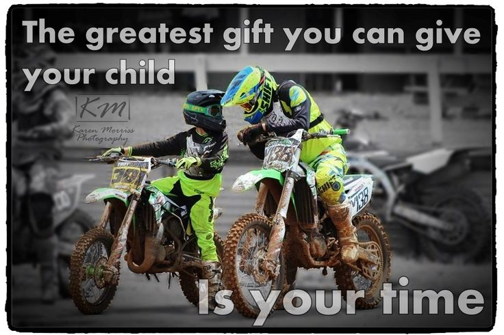 Troy and Steve Motocross Quote