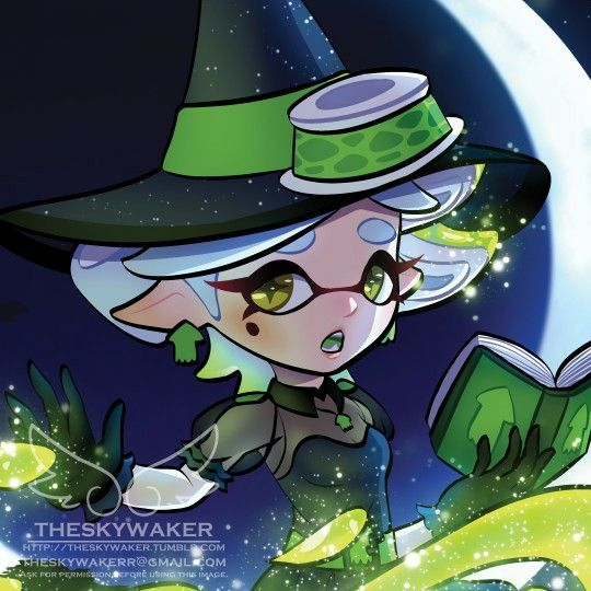 Marie. She reminds me of witch Mercy