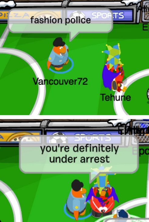 22 Pictures That Prove Kids Should Stay Away From Club Penguin