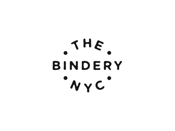 graphicdesignblg:  The Bindery - Unused Concept by Daniel Patrick Simmons