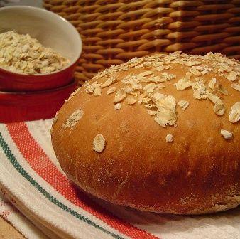 Yulaf Ezmeli Doygun Ekmek