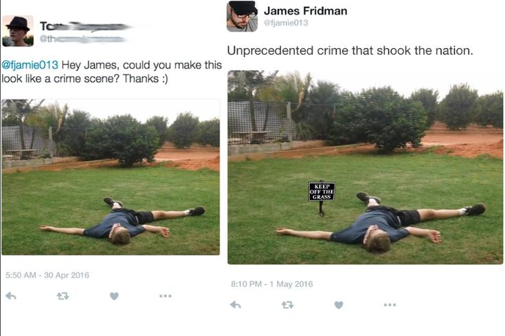 James Fridman Photoshops Your Images with Hilarious Results | Digital Trends