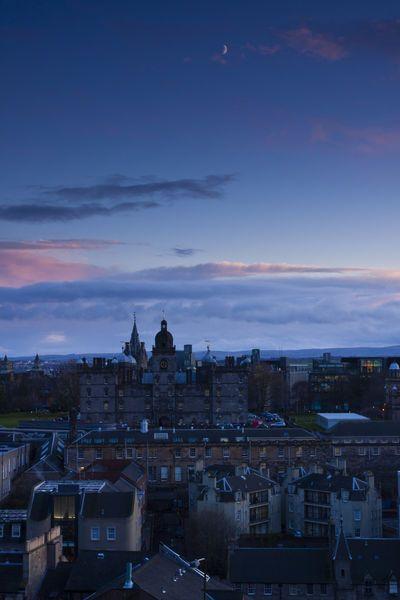 Scotland, Edinburgh, Edinburgh City by Jason Friend