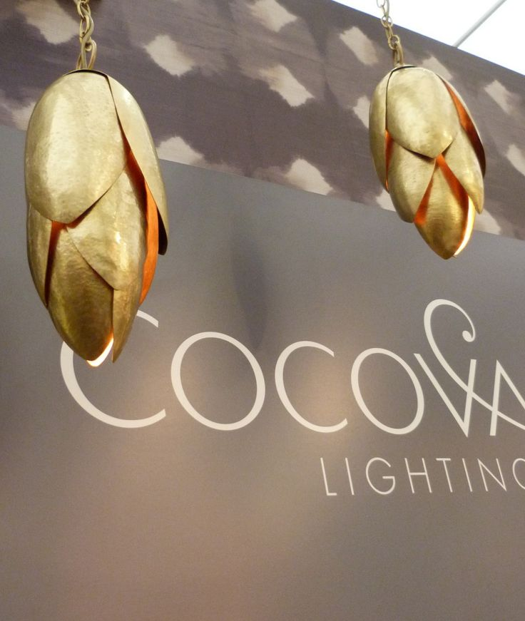 Lotus Pendant - Phillips and Wood for Cocovara Interior Designers
