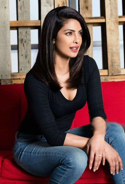 Priyanka Chopra TheWrap 2016 June pic 1