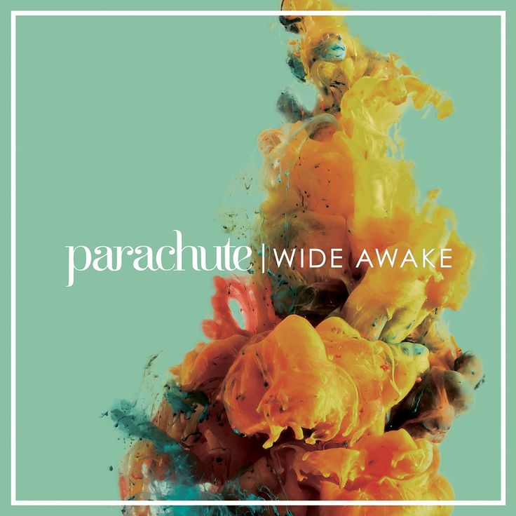Parachute Wide Awake Album Cover