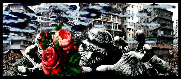 ROSA DEL JUDICIO - 2016 Di Danilo Jans tecnica mista per contatti:jjonaband@katamail.com CLIKKARE SULL'IMMAGINE PER INGRANDIRLA Works of Danilo JANS executed in mixed media . Visionary artist and surrealist Italian , creates his works thanks to a connection with parallel universes. Danilo Jans was born in 1957 and lives in Pont Saint Martin in the Aosta Valley ( Italy )http://danilojansart.blogspot.it/
