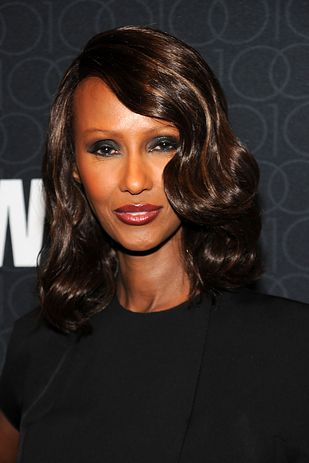 Iman, 58 | Community Post: 15 Older Models Who Are Absolutely Beautiful