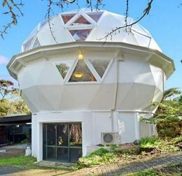 Auckland Dome House