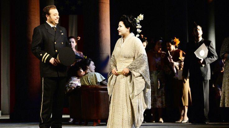 """""""Madama Butterfly"""" begeisterte bei der Premiere im Theater Duisburg"""