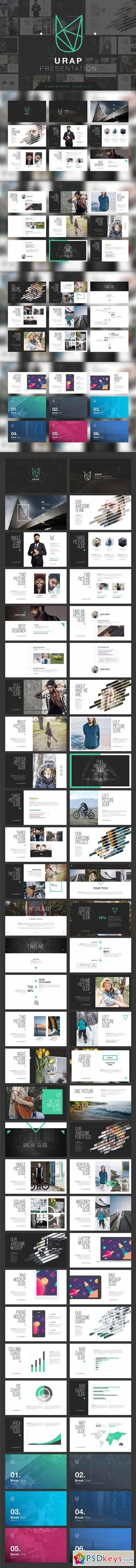 URAP PowerPoint Template 604203
