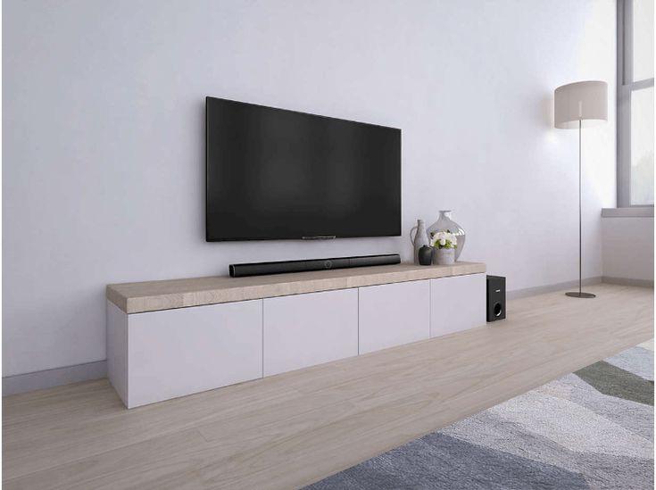 Die besten 25+ tv Ecke Ideen auf Pinterest Kamin tv Wand - innovative matratze fur doppelbett erlaubt eine bewegungsfreiheit