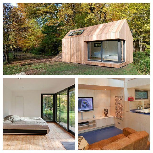 Casas prefabricadas ecol gicas small houses pinterest - Casas ecologicas en espana ...
