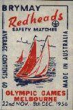 Yachting - Australian Matchbox Labels