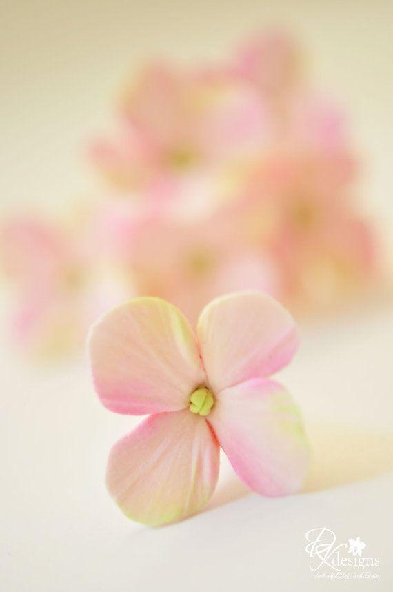 Pink Hydrangeo DecoClay