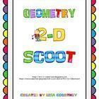 FREE!  This geometry scoot features types of lines, angles and names of shapes. It also includes the classification of triangles by sides and by angles. There is also a recording sheet and an answer key. I hope your kids enjoy this fun activity that gets everyone involved and moving!  Be sure to check out my other Geometry products, including my newest Geometry Interactive Notebook!