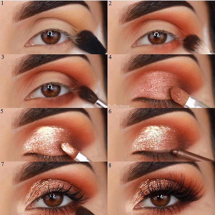 Maquillage pour les yeux #bestmakeupideas