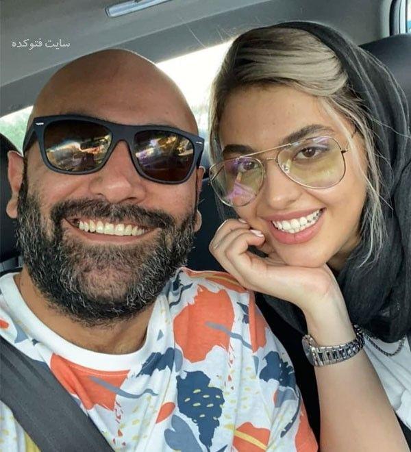 ریحانه پارسا و همسرش بیوگرافی 15