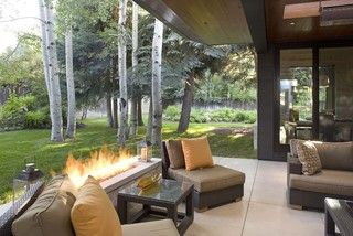 1305 Ranch - contemporary - patio - other metro - by ROWLAND BROUGHTON ARCHITECTURE & URBAN DESIGN