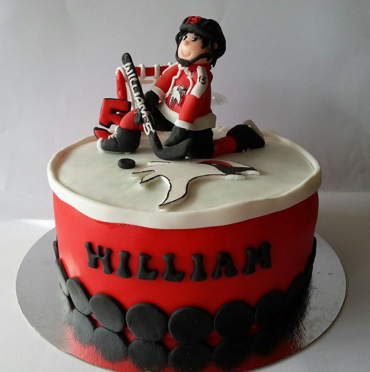 35 best Fondant images on Pinterest Hockey cakes Birthdays and