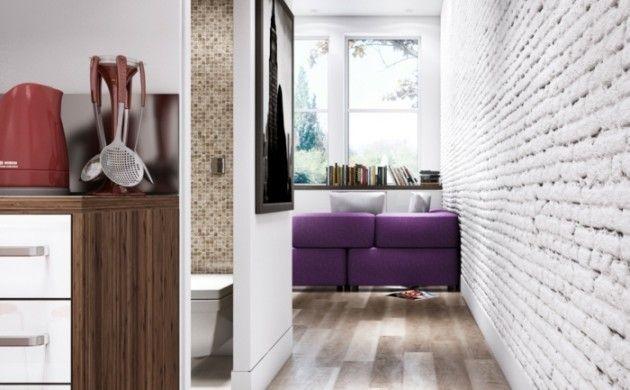 die besten 20 kleine wohnungen ideen auf pinterest kleine wohnung einrichten neue wohnung. Black Bedroom Furniture Sets. Home Design Ideas