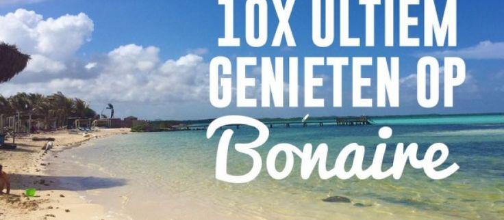 10 tips om culinair te genieten op Bonaire