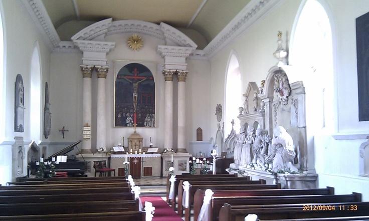 Hazlewood castle chapel. http://yfrog.com/h2dk0ioj