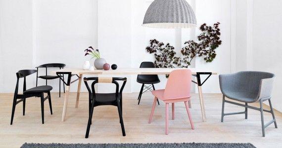 Ύφος μοναδικό! Συνδυάστε διαφορετικά καθίσματα στο χώρο της τραπεζαρίας | Small Things