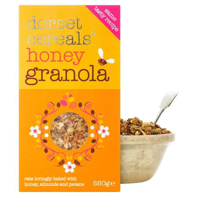 Dorset Cereals Honey Granola http://www.ocado.com