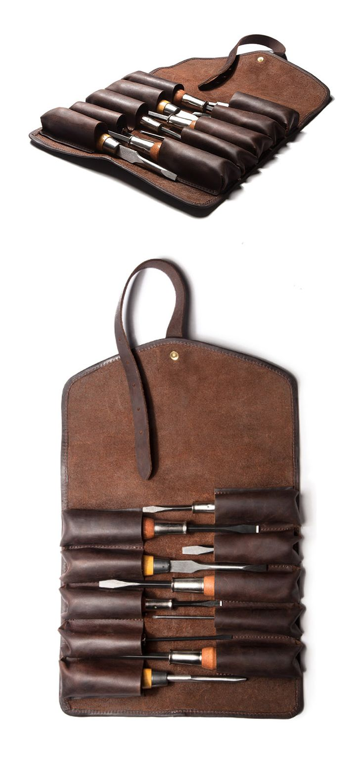 Vegetable Tanned Leather Tool Roll     https://store.kaufmann-mercantile.com/collections/tools-outdoors/tools/products/vegetable-tanned-leather-tool-roll