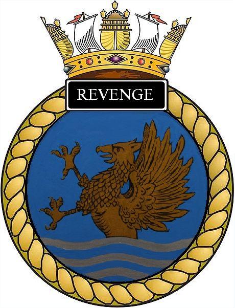 Ships_crest_of_HMS_Revenge_(S27).jpg (460×602)