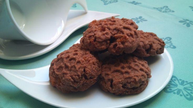 Konyha Naplóm: Csokis keksz