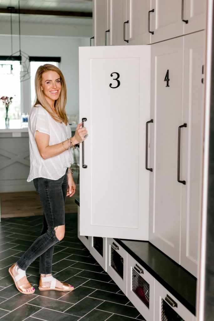 Home Tour Links Mudroom Lockers Mudroom Mudroom Entryway
