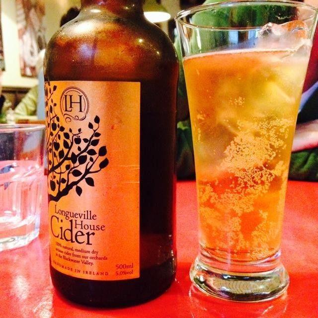 Longueville House Apple Cider