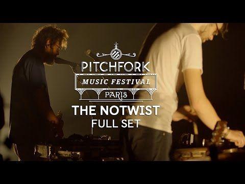 The Notwist Full Set - Pitchfork Music Festival Paris - YouTube