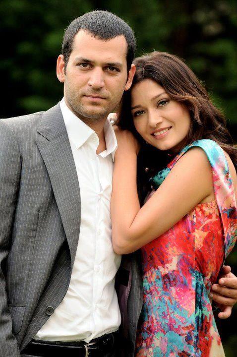 Nurgül Yeşilçay and Murat Yıldırım