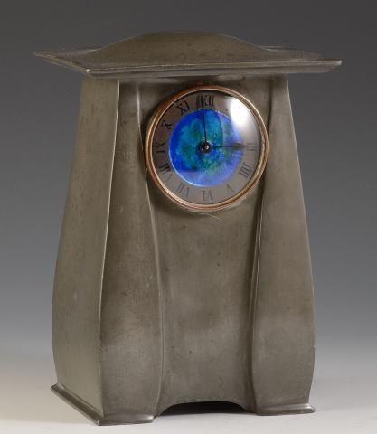Archibald Knox Tudric ClockArchibald Knox Tudric Clock