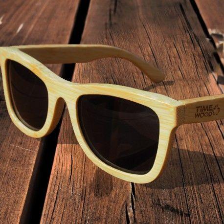 dřevěné sluneční brýle Naos od TimeWood