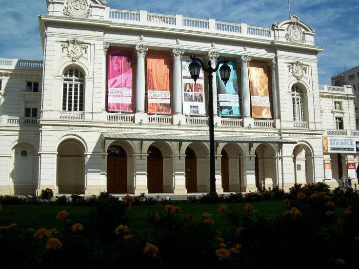 Municipal Theater (Teatro Municipal) (Santiago, Chile): Address, Phone Number, Attraction Reviews - TripAdvisor