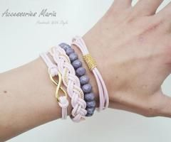 Bracelets summer 2014 | via Facebook #bracelets #colors #summer2014 #handmade #jewelry #accessoriesmaria