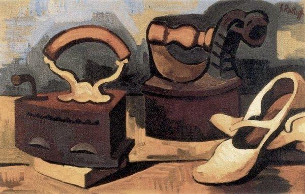 TheHistorialist: 1928 | KARL SCHMIDT-ROTTLUFF | ANTIQUES