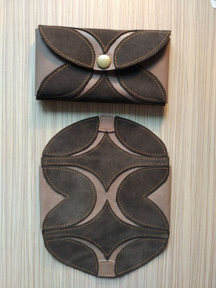 handcrafted leather envelope phone case